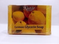 Lemon Glycerin Soap