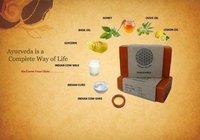 Life Natural Ayurvedic Panchamrut Soap