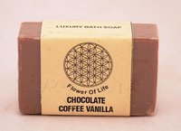Natural Handmade Coffee Vanilla Soap