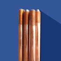 Copper Bonded Ground Rods (In 100 Micron)