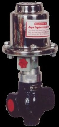 Compact Piston Actuator Valves (Inside Gland Seal)