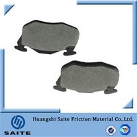 FuKang 1.36L C Brake Shoe Assembly Brake Lining Pad Disc For Commercial Vehicle