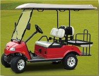 Express 2+2 Golf Cart