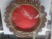 Naivedya Decorated Thali