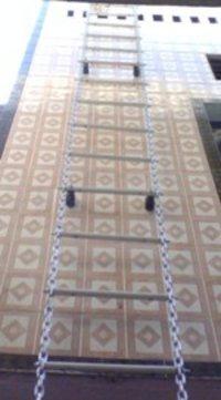 Aluminium Chain Ladder