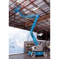Self Propelled Articulating Boom Lift