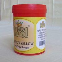Saffron Yellow Food Color Powder