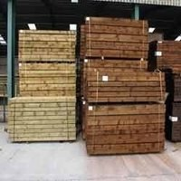 Termite Resistant Wooden Timber