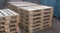 Wooden Crates Fumigated
