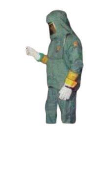 Arc Flash Hood Coverall Bib Overall Hip Length Coat