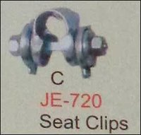 Bicycle Seat Clips