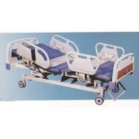 Icu Bed Electric (Abs Platform, Panels And Side Railings)
