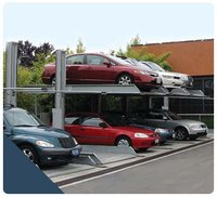 Stack Car Parking System