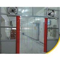 Pvc Strip Curtain Door