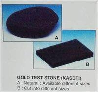 Gold Test Stone (Kasoti)