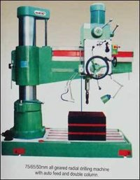 Drilling Machine With Auto Feed