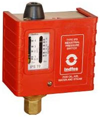 Indfos Pressure Switches