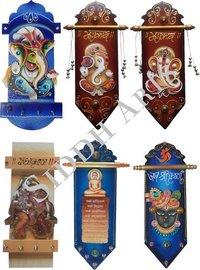 Hand Made Goddess Design Key Holder