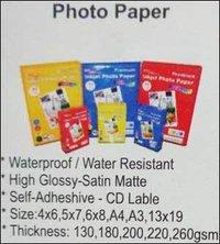 Photo Paper