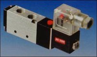 Solenoid Valves (5/2 Pilot Operated Compact Series)