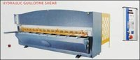 Hydraulic Guillotine Shear Machine (Types Ts/Tsx)