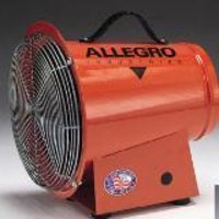 AC Axial Fulmination Proof Blower 8� (20cm)