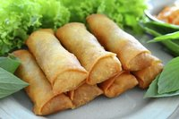 Frozen Chicken Spring Rolls