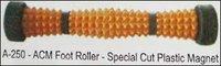 Acupressure Foot Roller - Special Cut Plastic Magnet (A-250)