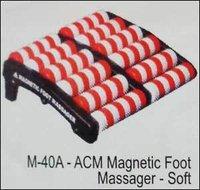 Acupressure Magnetic Foot Massager - Soft (M-40a)