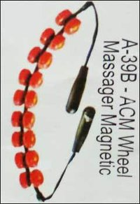 Acupressure Wheel Massager Magnetic