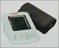 Automatic Blood Pressure Monitor With Big Display