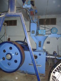 Coir Pith Briquetting Machine