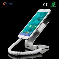 Compatible Brand Rechargeable Mobile Cell Phone Holder With Alarm