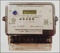 Three Phase Meter Electronic
