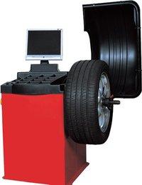 Computerized Digital Wheel Balancer