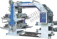 Durable Non Woven Flexo Printing Machine