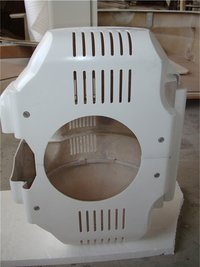 Innovative Product FRP Medical Use Tube Shell