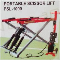 Portable Scissor Lift (PSL 1000)