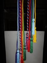 Fashionable Cords and Tassels