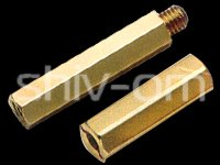 Brass Male And Female Spacers