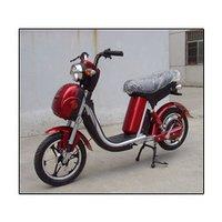 Battery Operated Powered Bike