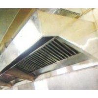 Stainless Steel Kitchen Exhaust Hoods