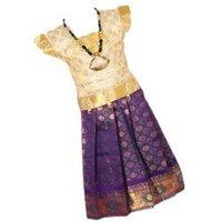 f781c017be Silk Pattu Pavadai in Coimbatore, Tamil Nadu - Harshan Fashion Zone