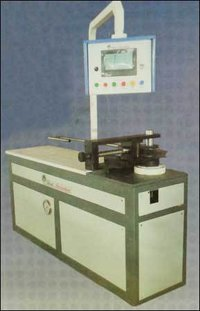 Semi Automatic Hydraulic Pipe And Rod Bender