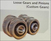 Loose Gears And Pinions