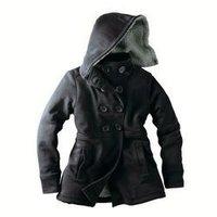 Ladies Hooded Coats