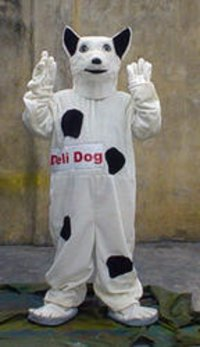 Customized Inflatable Mascots Costumes