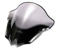 Bike Visor Glass