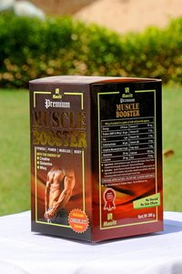 Muscle Booster Protein Powder