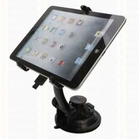 Universal Car Mount Tablet Holder With 360 Degree Rotation